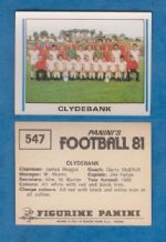 Clydebank Team 547